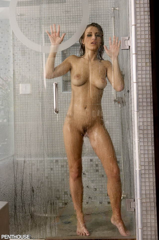 shower nudist